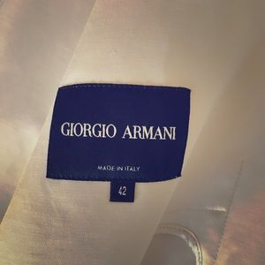 Georgio Armani jacket